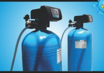 Fully Automatic Iron Removal Plants and Water Softeners