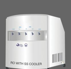 Reverse Osmosis with Stainless Steel Cooler