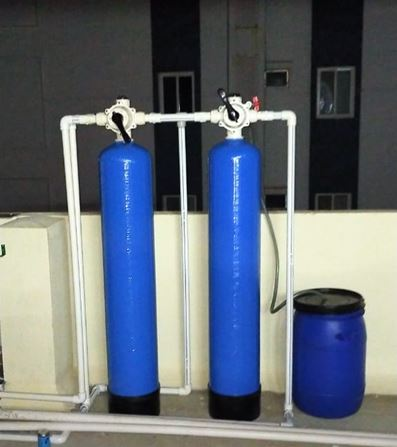 Water-Softener-Plant