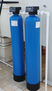 iron water filter