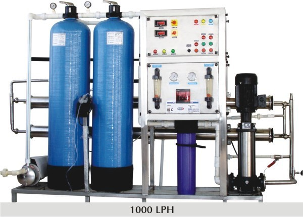 RO water plant for home