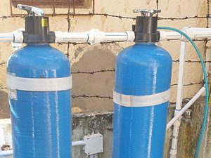 Filter and Water Softener